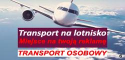 Reklama baner Transport 1