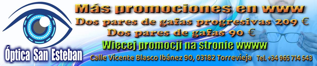 Reklama Środek San Esteban